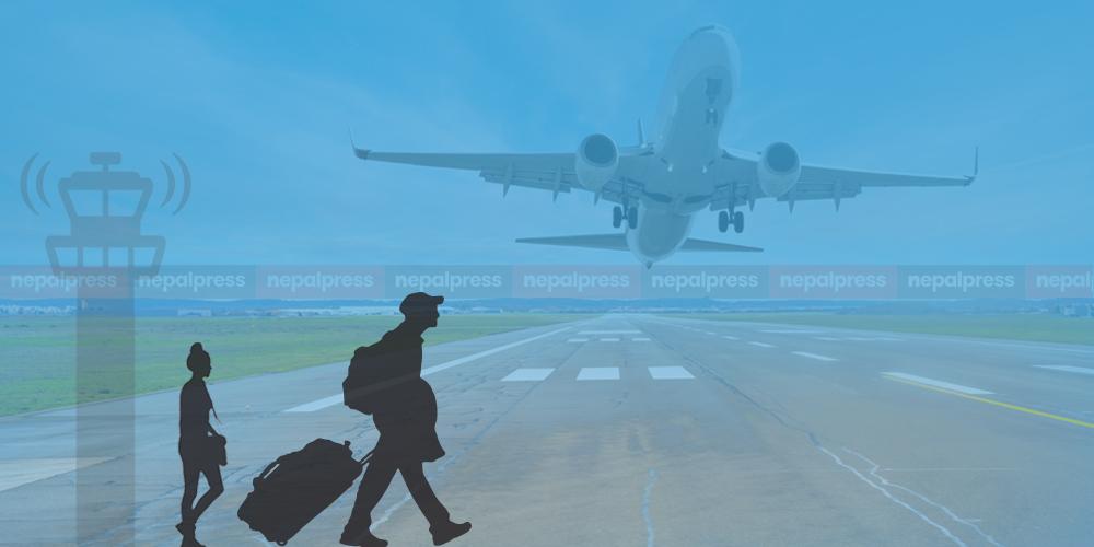 अन्तर्राष्ट्रिय उडान बन्द हुनुअघि वैदेशिक रोजगारीका कामदार धमाधम पठाइँदै