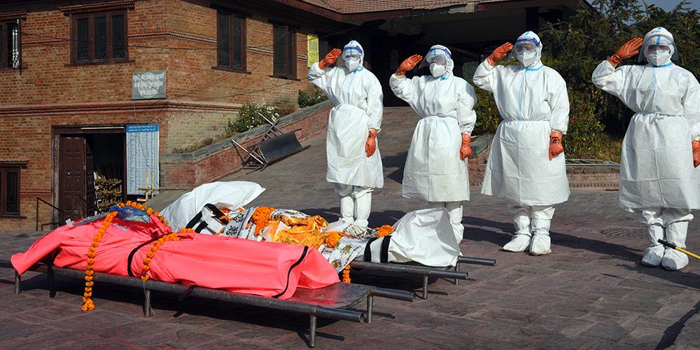 बाँकेमा एकैरात १० संक्रमितको मृत्यु