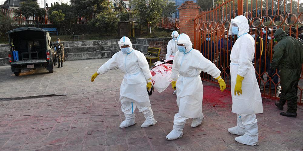 आईसीयू नपाउँदा नवलपरासीमा एक कोरोना संक्रमित मृत्यु