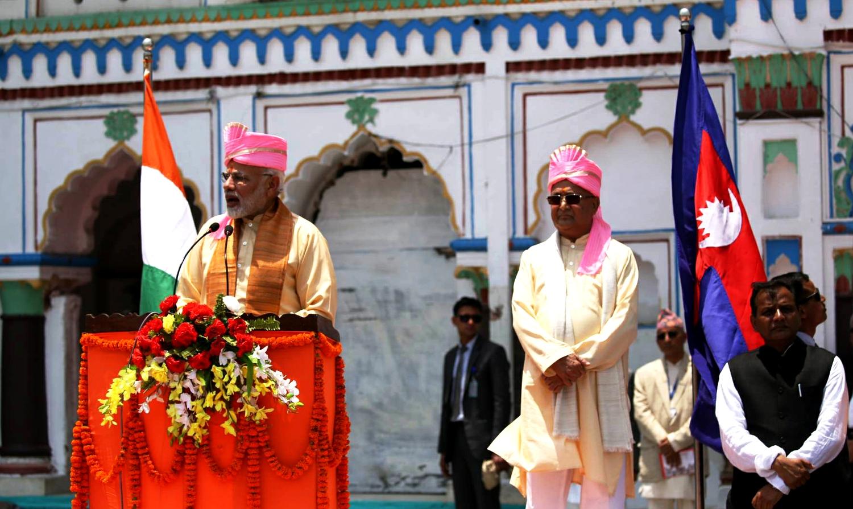 मोदी र ओलीकै घोषणा अलपत्र, कहाँ गयो जनकपुरको एक अर्ब भारु ?