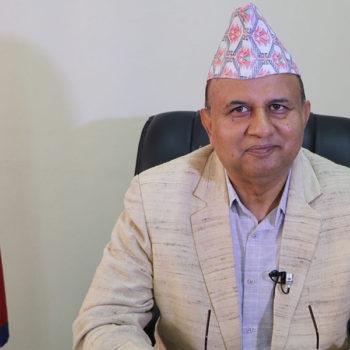 विश्वासको मत लिने तयारीमा लुम्बिनीका मुख्यमन्त्री