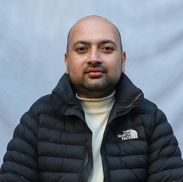 Shyam Krishna Dahal