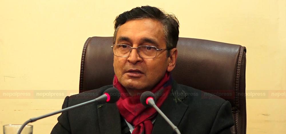 टोपबहादुर रायमाझीको आरोप- प्रचण्ड माधव समूहले कुप्रचार गर्दैछ
