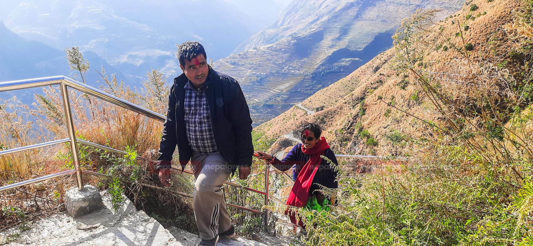 पिलीमा पीडा दिने युद्धको घाउः  'वार ट्रेल' बन्ने दाउ