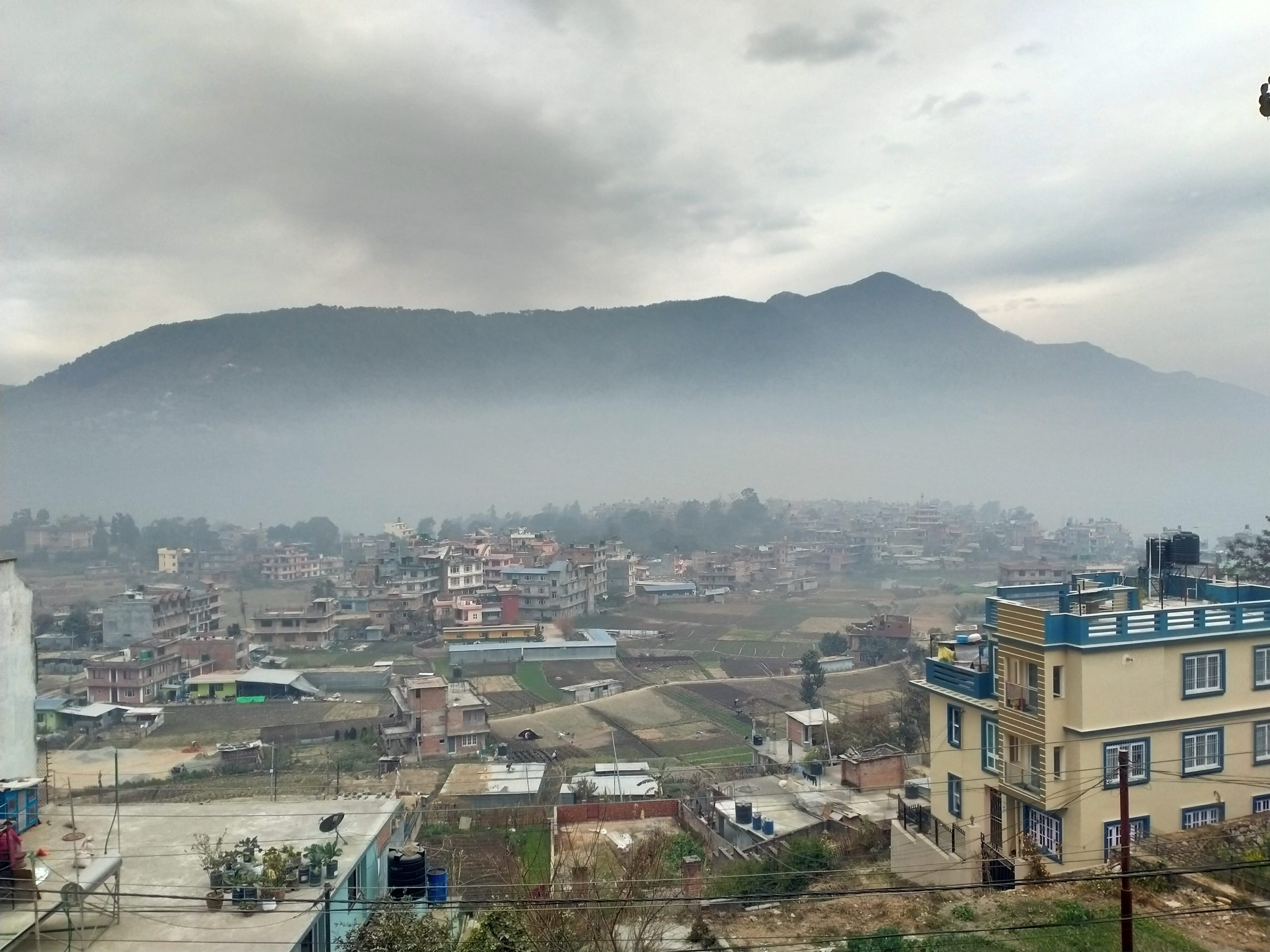 काठमाडौं प्रदूषित शहरको ९६औं स्थानमा