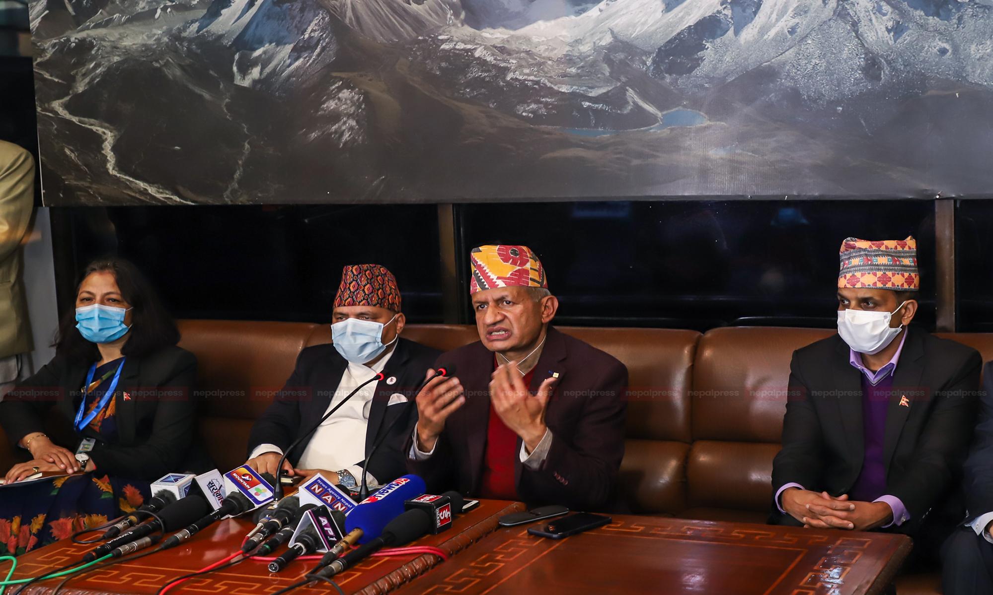 कोभिड भ्याक्सिन : भारतको उच्च प्राथमिकतामा नेपाल