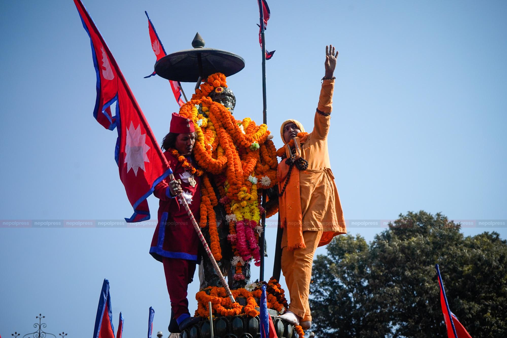 यसरी मनाइयो एकता दिवस (फोटो फिचर)