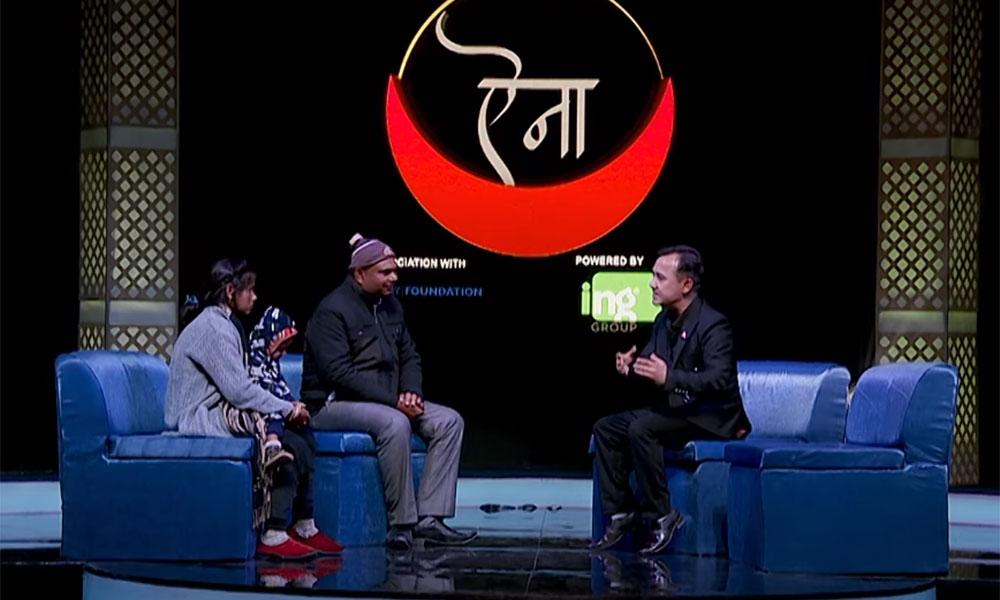 टीभी प्रस्तोता विश्वप्रकाश ! आमिर खानबाट कति प्रभावित ?