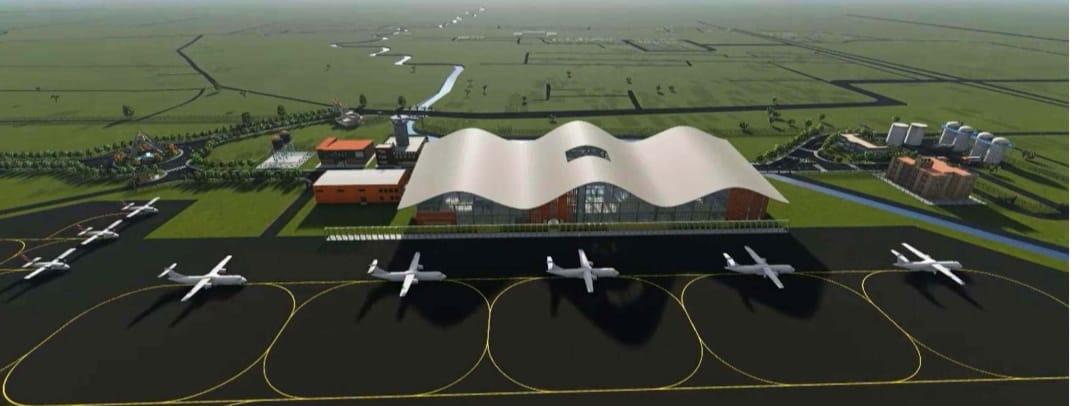 फेरिँदै विराटनगर विमानस्थलको स्वरुप
