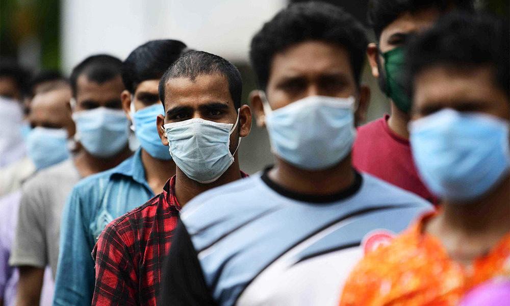 भारतमा सोमबार १ लाख ६८ हजार संक्रमित थपिए