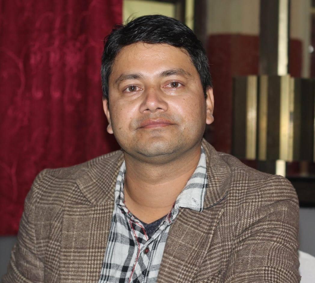 Dhruba Bhattarai
