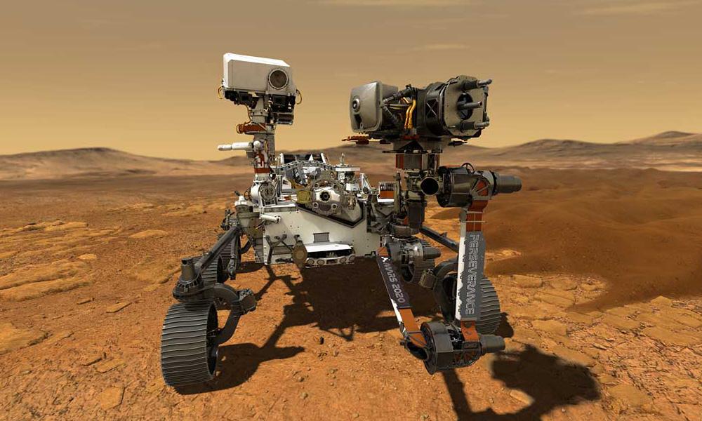 तीन अन्तरिक्ष यान मंगल ग्रहमा ल्यान्ड गर्दै, युएईको रोभर पर्सि मंगलमा उत्रने