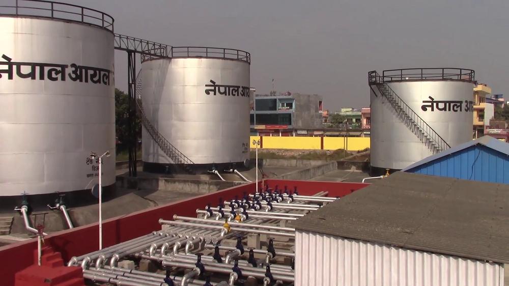 भलबारीमा बन्यो १४० किलोलिटर क्षमताको पेट्रोलियम पदार्थ भण्डार गृह