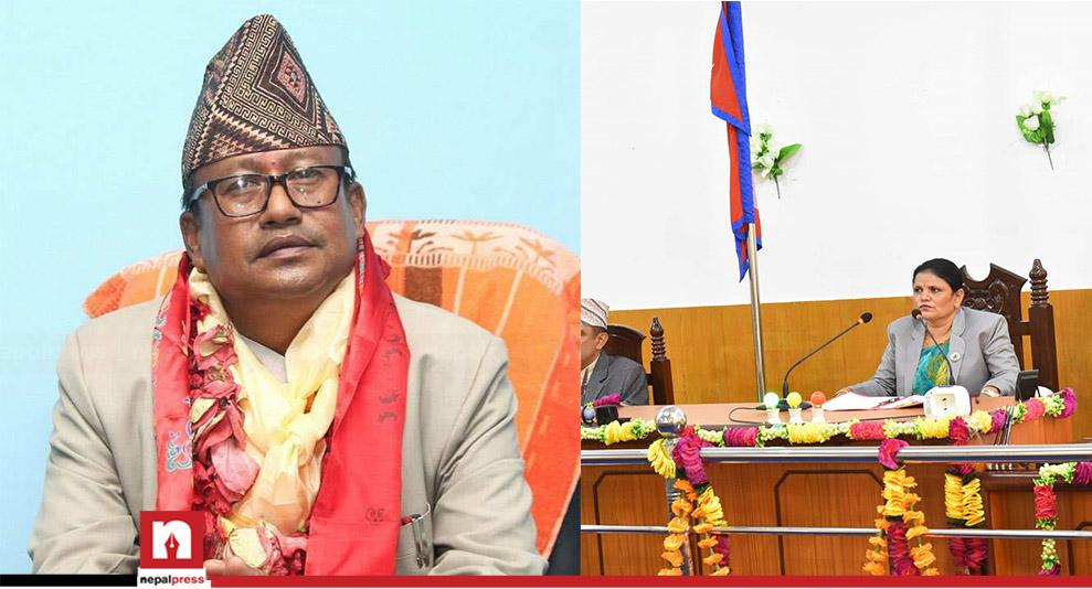 सुनसरीमा नेकपा विभाजन : द्वारिकलाल र उपसभामुख तटस्थ, अरुको 'कित्ता क्लियर'