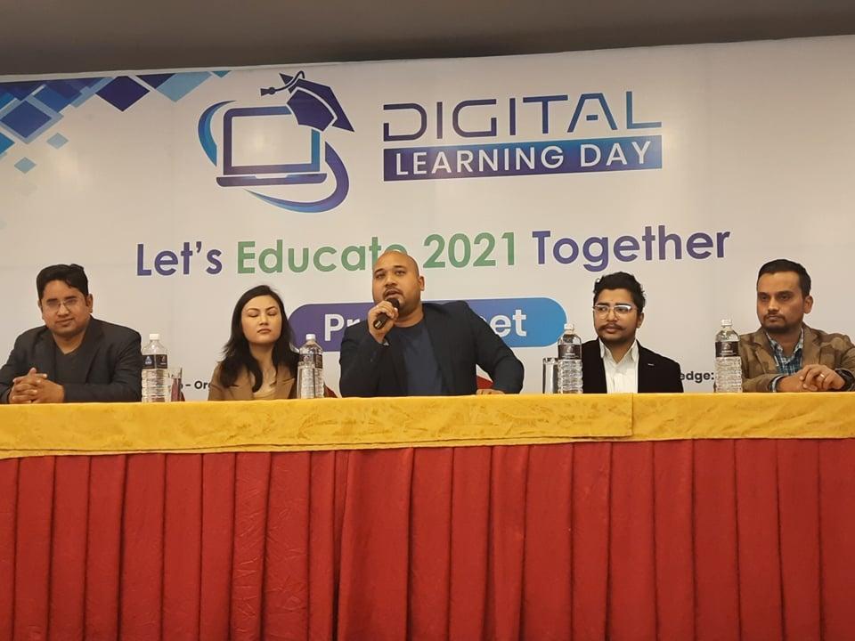 'डिजिटल लर्निङ डे'मा 'डिजिटल शिक्षाका लागि सँगै' कार्यक्रम हुने
