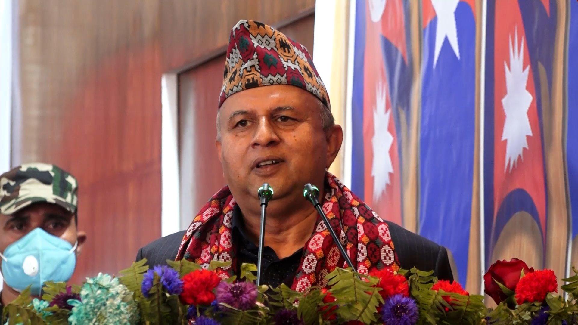 लुम्बिनीको मन्त्रिपरिषद् विस्तार, को-को थपिए मन्त्री ?