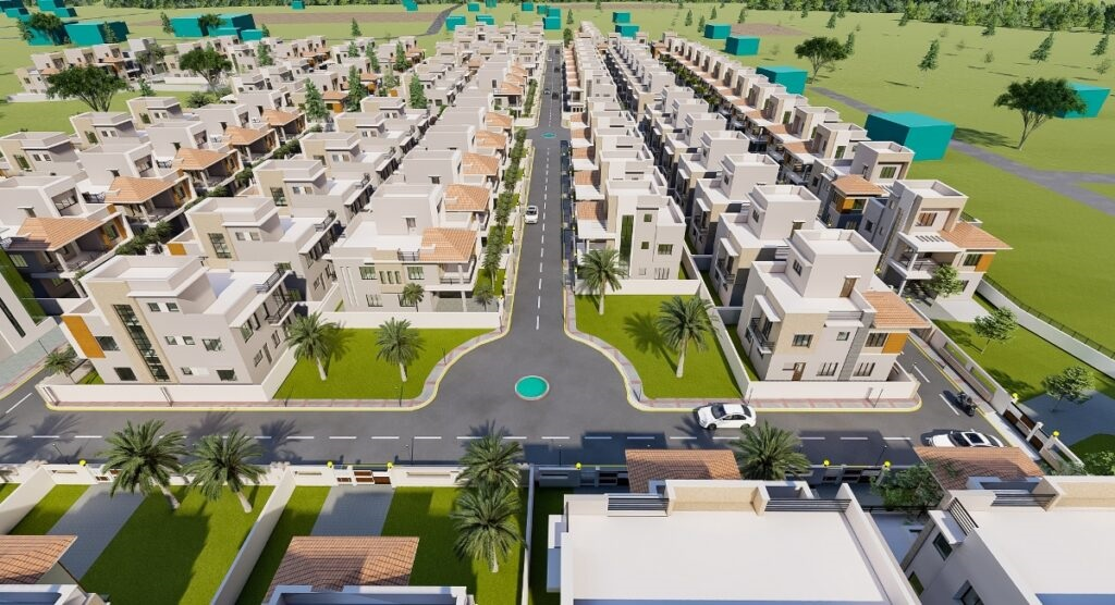 तिलोत्तमामा आधुनिक बस्ती निर्माण थालियो, दुई अर्ब लागानी