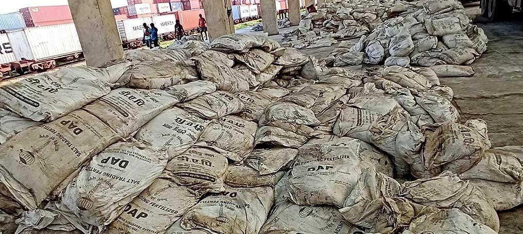 सिङ्गापुरबाट ल्याउँदा बिग्रेको ६ हजार टन मलको पैसा सरकारले नतिर्ने