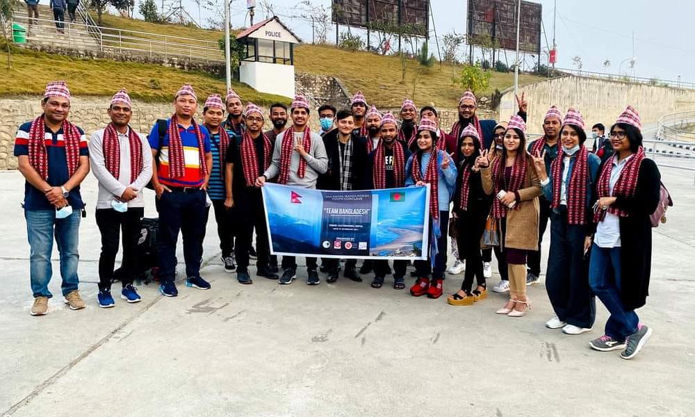 काठमाडौँमा नेपाल-बङ्गलादेश युवा सम्मेलन शुरु