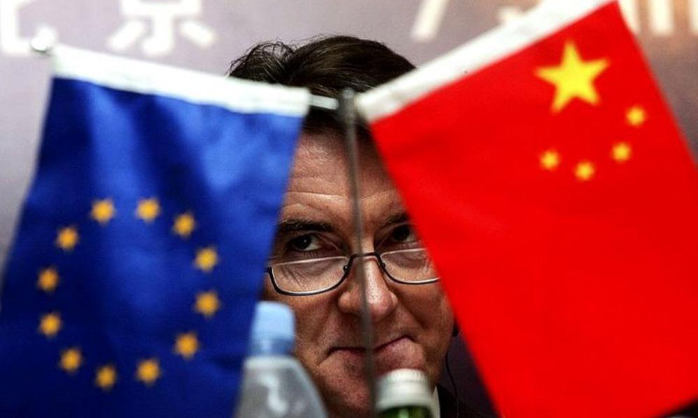 अमेरिकालाई उछिनेर चीन युरोपेली संघको सबैभन्दा ठूलो ब्यापारिक साझेदार