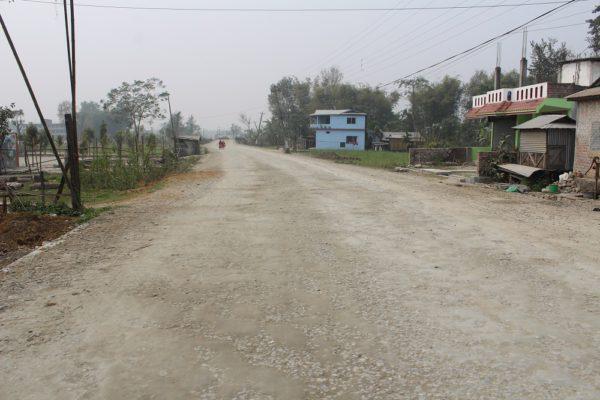 बजेट अभावले 'मुख्यमन्त्री ग्रामीण सडक सुधार कार्यक्रम' रोकियो