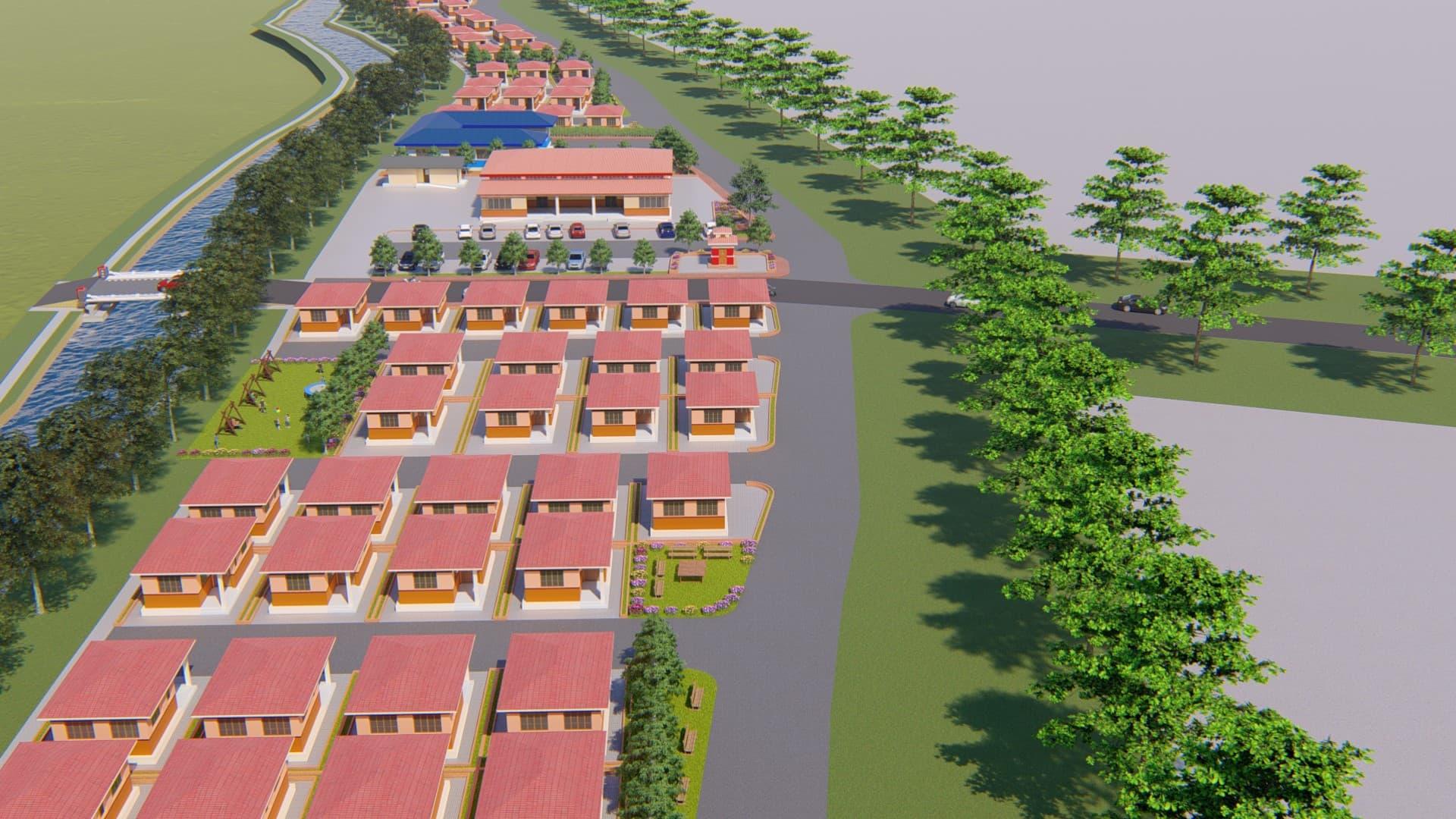 शहरी विकास मन्त्रालयले उर्लबारीमा बनाउदै एकीकृत सन्थाल वस्ती, प्रधानमन्त्रीले शिलान्यास गर्ने