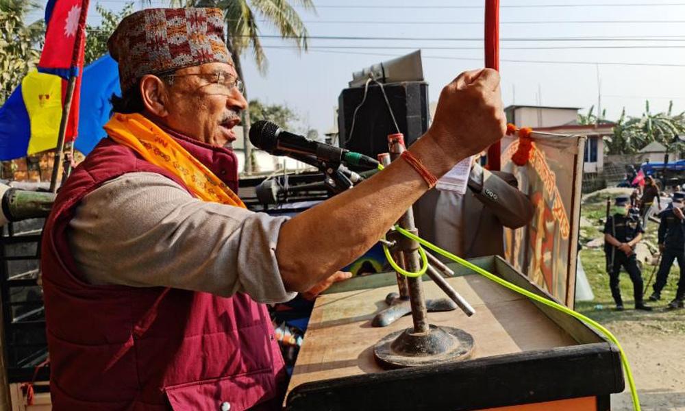 संसद विघटनले जटिलता निम्त्यायो, अब ताजा जनादेश : कमल थापा
