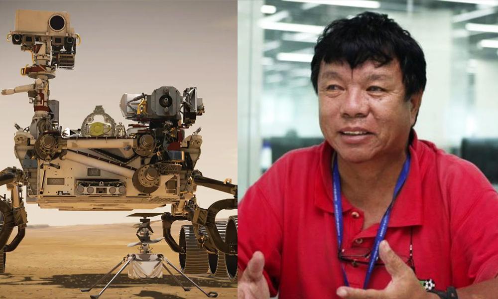 नासा यानले मंगल ग्रहमा अवतरण गरेलगत्तै महावीर पुनद्वारा 'मीना' रोबाेट बनाउने घोषणा