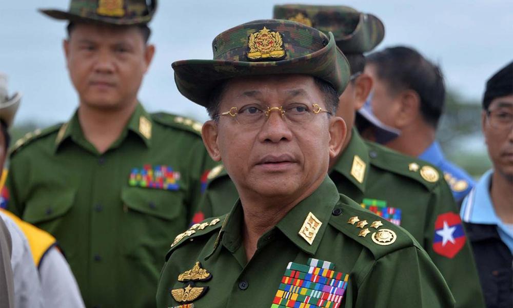 म्यान्मारको सेनाद्वारा सरकारमा सहभागी हुन दलहरुलाई आग्रह, दलहरुद्वारा अस्वीकार