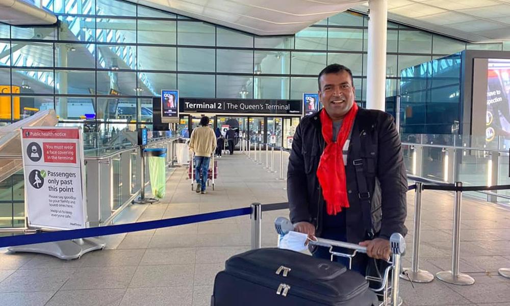 मास्टरसेफ रनरअप सन्तोष शाह काठमाडौंमा, नेपाली रिसोर्टमा खानाको मौलिकता सिकाउने