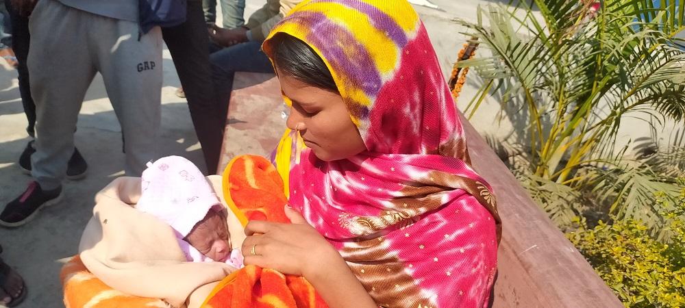 ६ महिनामै जन्मेको बच्चा बचाउन चिकित्सक सफल