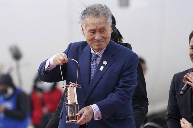 टोकियो ओलम्पिक प्रमुखले राजीनामा दिए