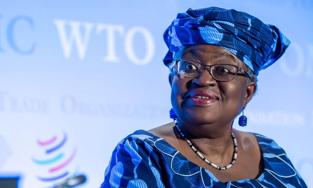 विश्व ब्यापार संगठनको प्रमुखमा पहिलो महिला नियुक्त
