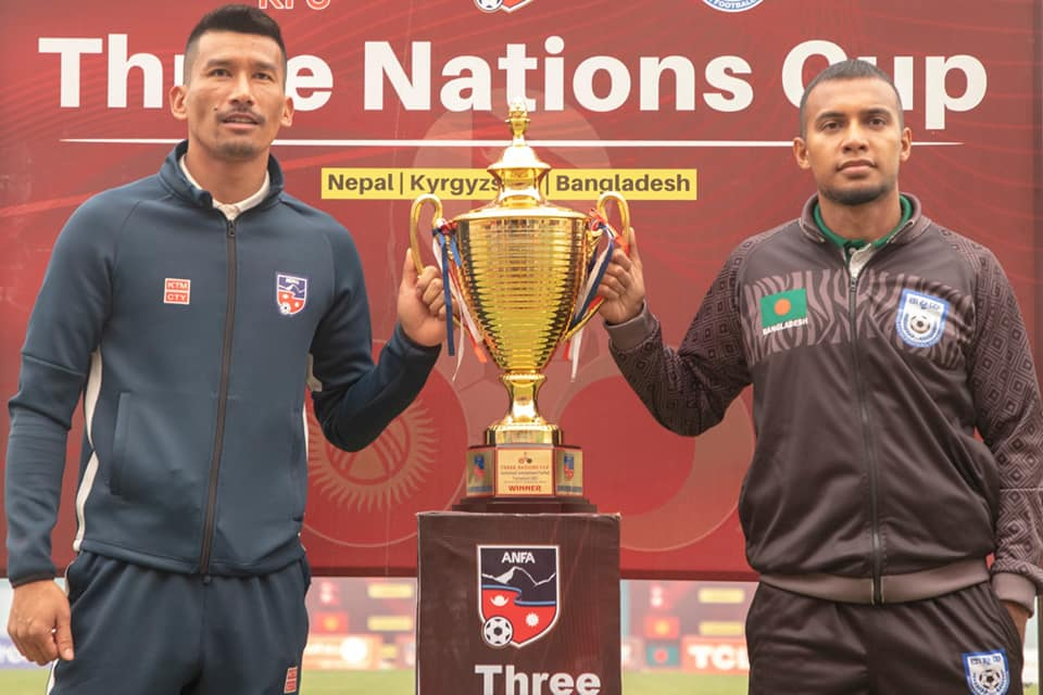 नेपाल भर्सेस बंगलादेश- गोलको प्रतीक्षा, उपाधिको भोक