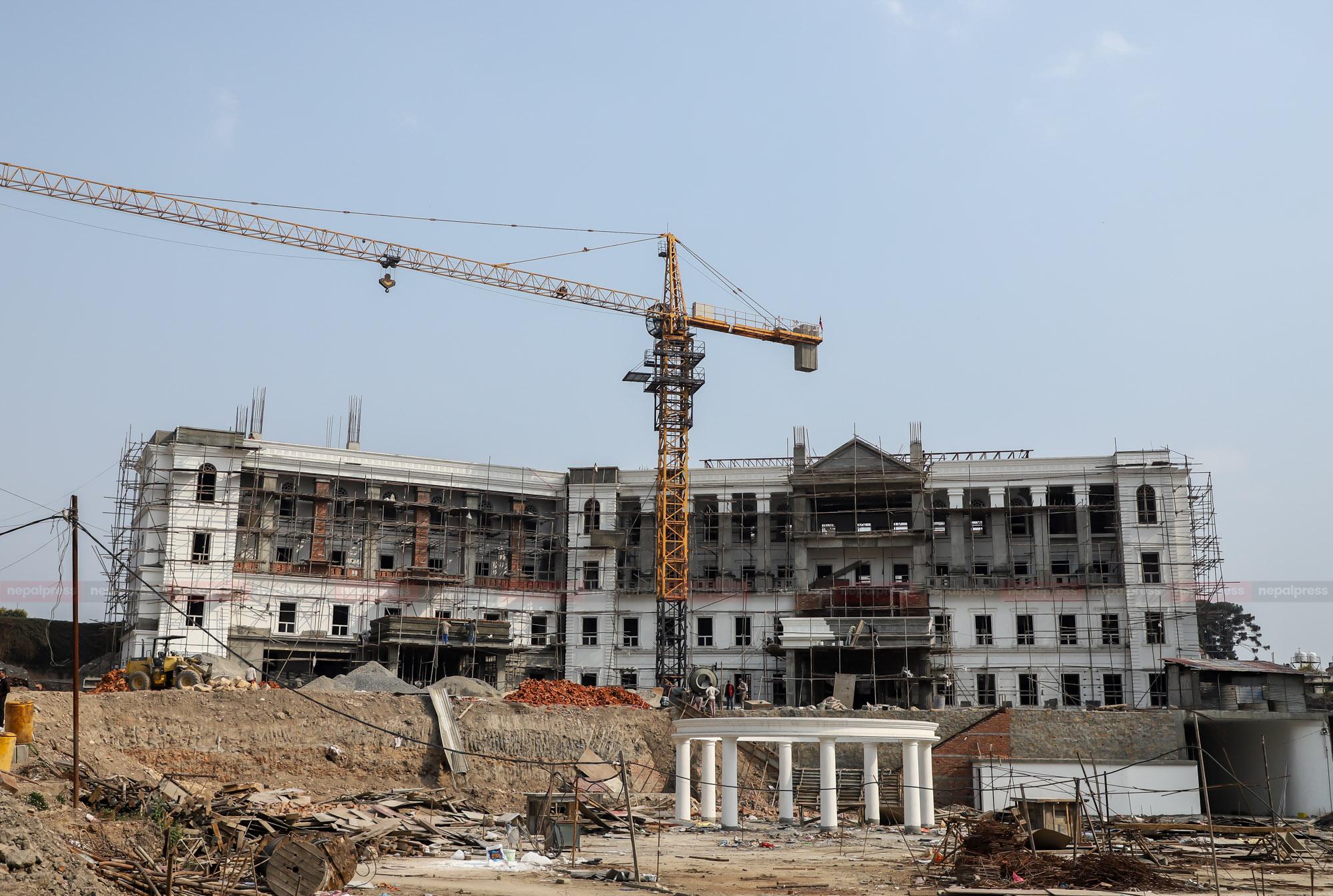 राष्ट्र बैंकः 'रेन बसेरा'देखि अत्याधुनिक भवनसम्म (फोटो/भिडियोसहित)