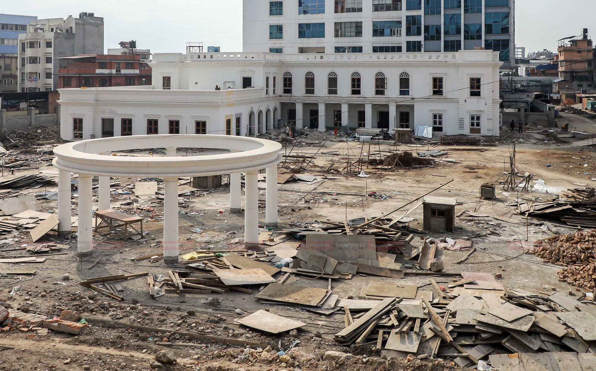 राष्ट्र बैंकः 'रेन बसेरा'देखि अत्याधुनिक भवनसम्म