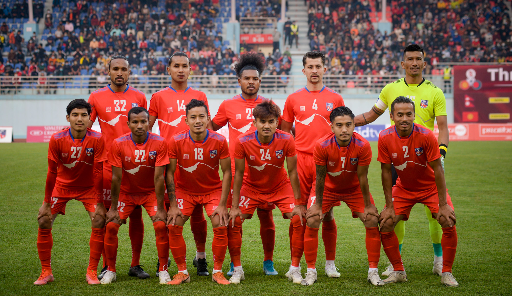 थ्री नेसन्स कप फाइनल: बंगलादेशविरुद्ध नेपाली टोलीमा दुई परिवर्तन