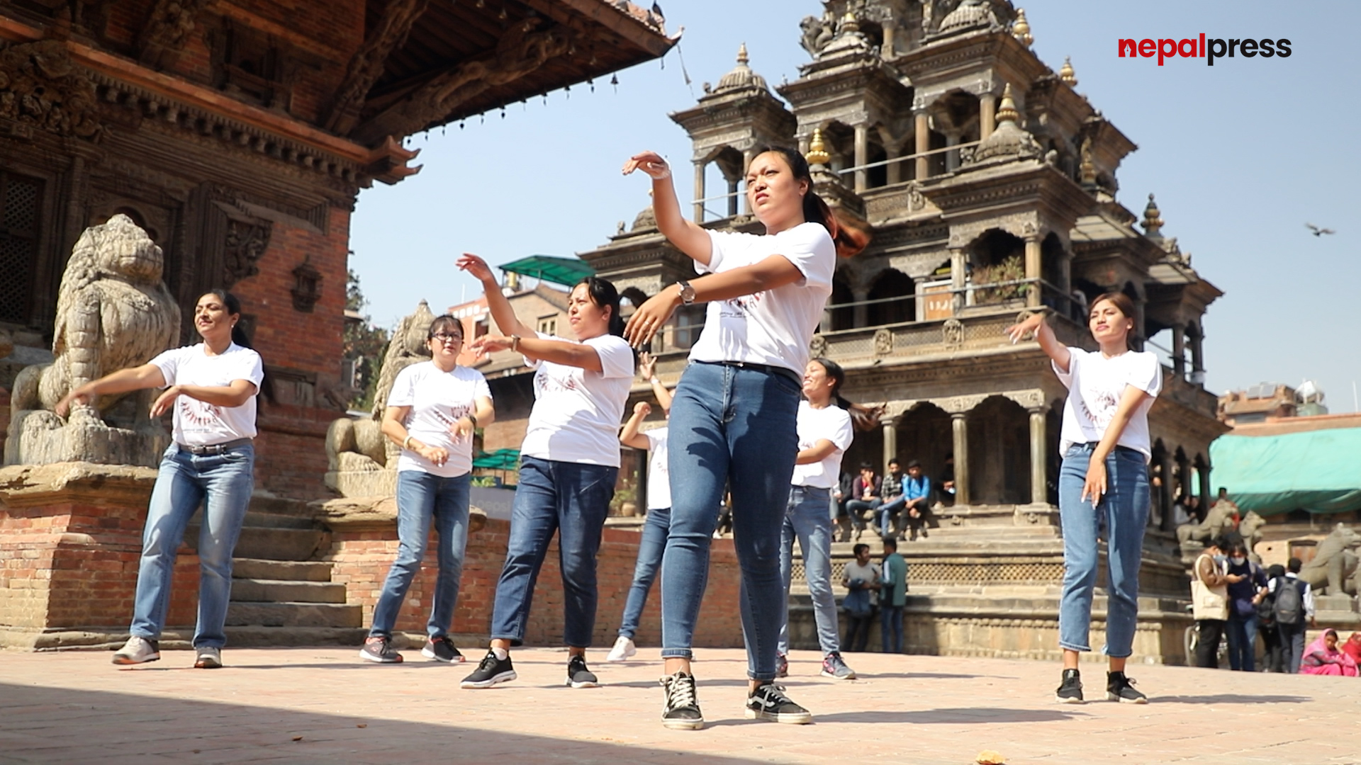 फ्ल्यास मब गरी काठमाडौंमा मनाइयो विश्व श्रवण दिवस