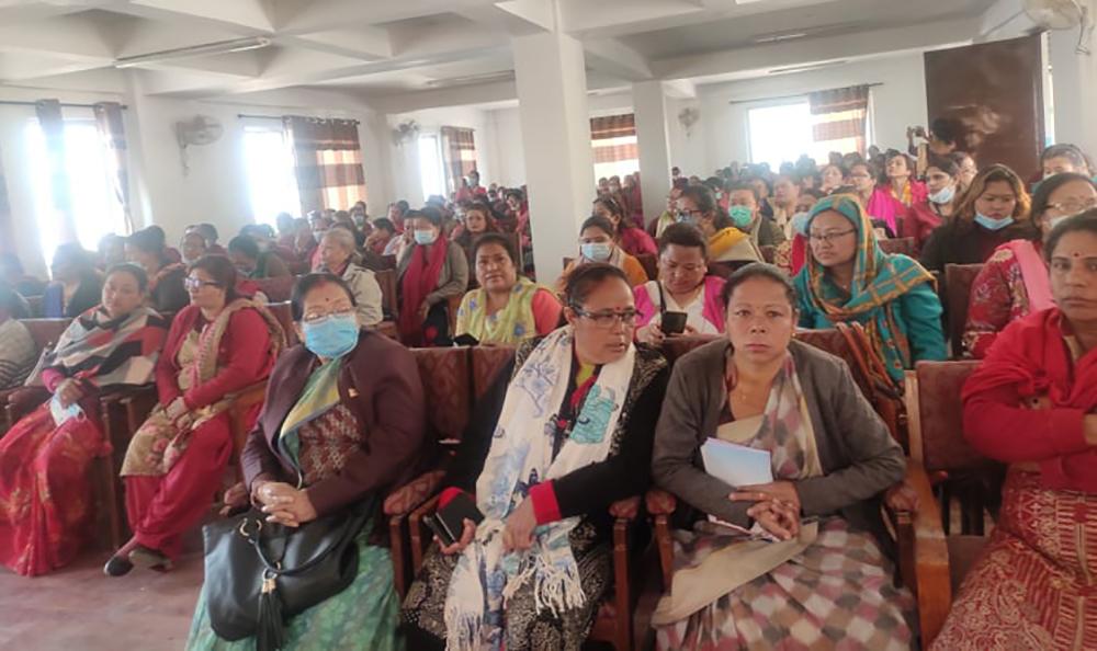 महिलाको चरित्र हत्या हुने अभिव्यक्ति दिनेविरुद्ध कानुनी लडाइँमा जान्छौं : अनेमसंघ