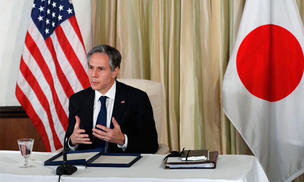 अमेरिकी विदेश र रक्षामन्त्री जापान भ्रमणमा, चिनियाँ प्रभाव बढेकामा चिन्ता व्यक्त