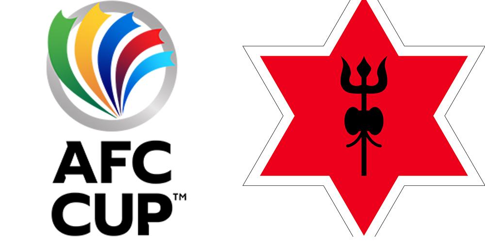 एएफसी कप तयारीस्वरुप आर्मीले किर्गिस्तान-२३ सँग अभ्यास खेल खेल्दै