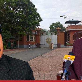 काठमाडौंमा विप्लवको पहिलो भेट प्रधानमन्त्रीसँग, बालुवाटारमा हुने भो इन्ट्री