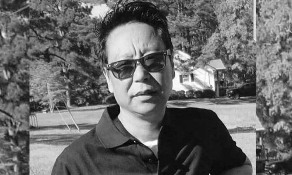 नेपथ्य गीत 'जोमसोमै बजार'का गीतकारको अमेरिकामा निधन