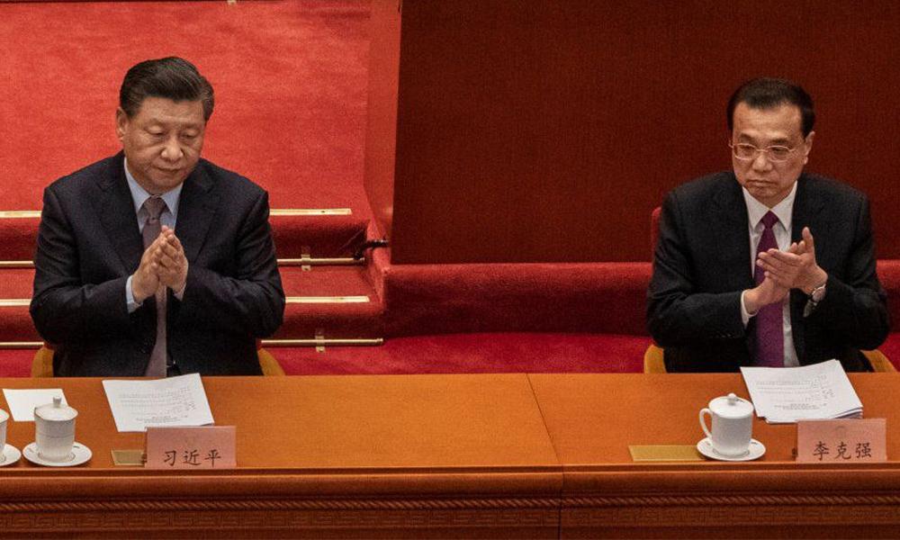 चीनद्वारा ६ प्रतिशत आर्थिक वृद्धिको लक्ष्य, पहिलो अर्थतन्त्र बन्ने प्रधानमन्त्रीको भनाइ