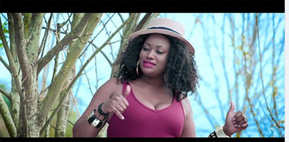 युगाण्डाकी गायिकाले गाइन् फुलबुट्टे सारीको कभर, मदनकृष्णले गरे प्रशंसा
