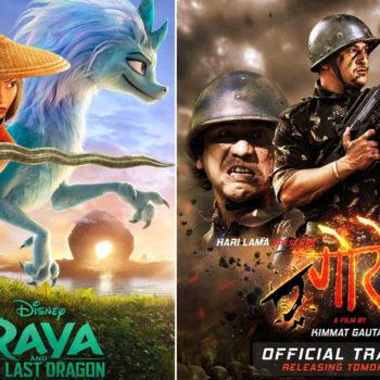 फ्राइडे रिलिज : लाहुरे कथाको 'गोर्खे'देखि ड्रयागन खोजीको 'राया'सम्म