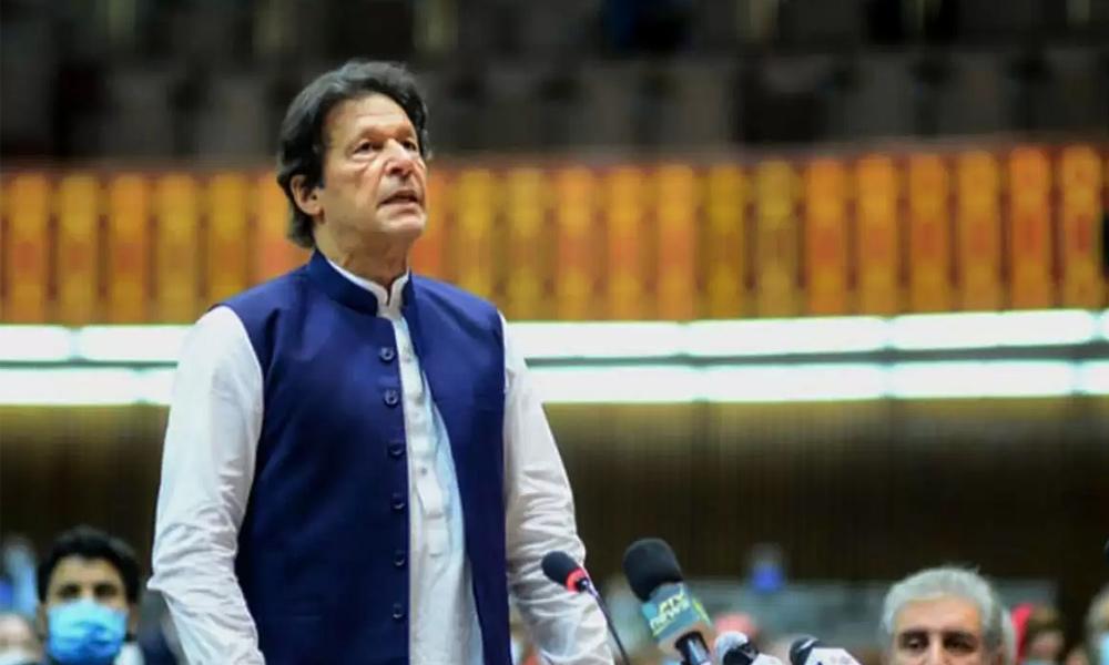 पाकिस्तानी प्रधानमन्त्रीले संसदमा प्राप्त गरे विश्वासको मत