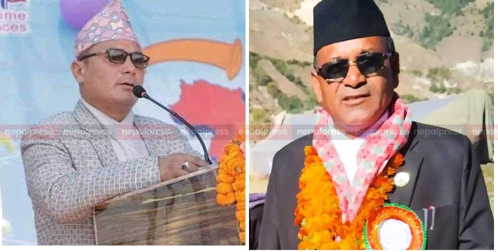 एमालेमा गुट अदलबदलः नेपाल पक्षका मन्त्रीसहित दुई सांसद संस्थापनतिर