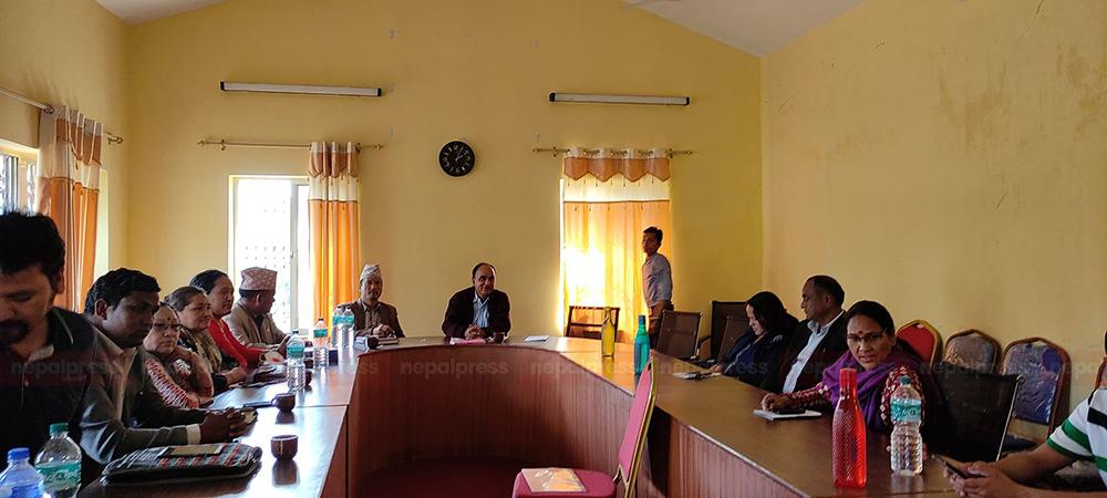 कर्णाली सरकारको भविष्य माधव समूहको हातमा, आजको बैठक निर्णायक हुन सक्ने