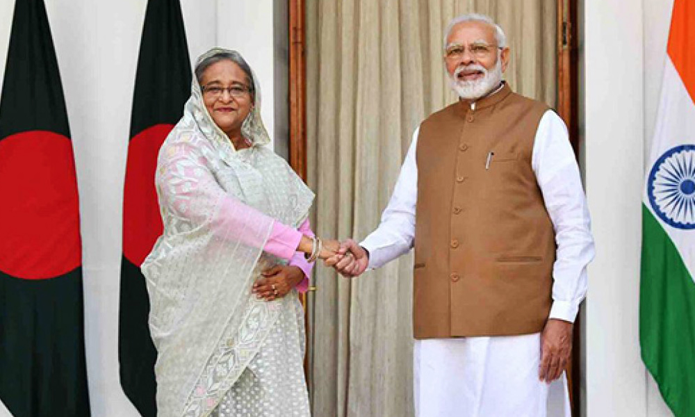 मोदीले बंगलादेश भ्रमण गर्ने, पश्चिम बंगाल चुनावलाई आफूतिर तान्ने प्रयास
